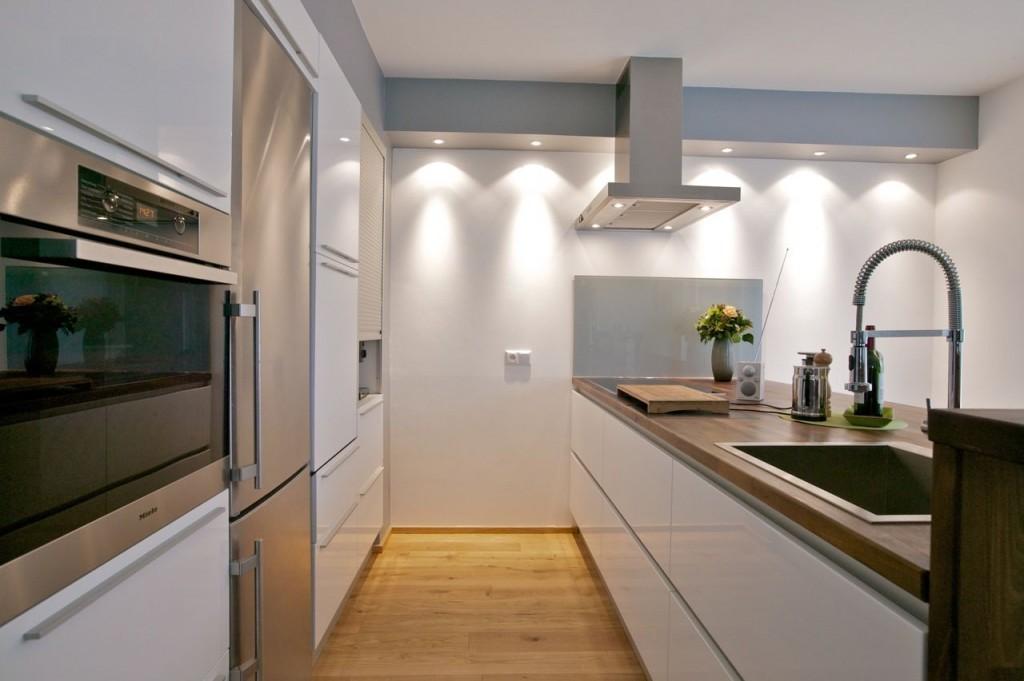 Weisse Hochglanz Küche ist tolle design für ihr haus ideen